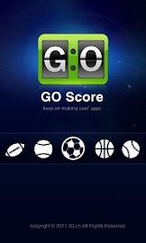 GO Score Screenshot 1