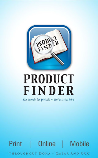 Qatar Product Finder