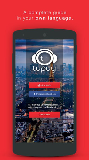 Tupuy: The Audio Guide
