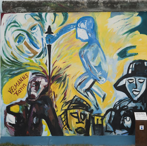 East Side Gallery — Google Arts & Culture