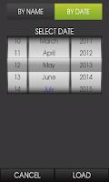 Screenshot of MyPinPoint GreenKeeper