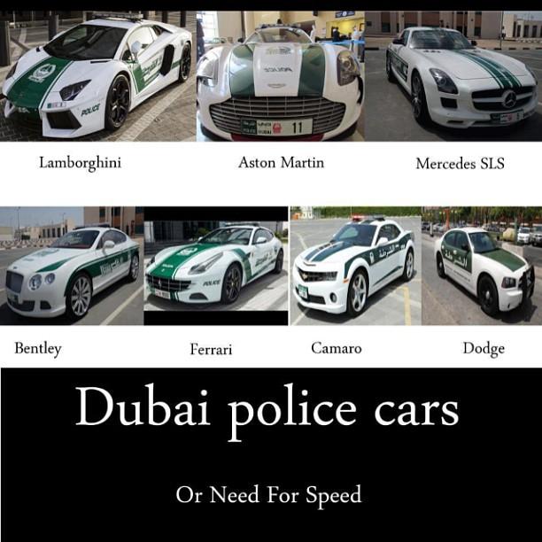 Dubai Police Add Bugatti Veyron To Their Crazy Supercar