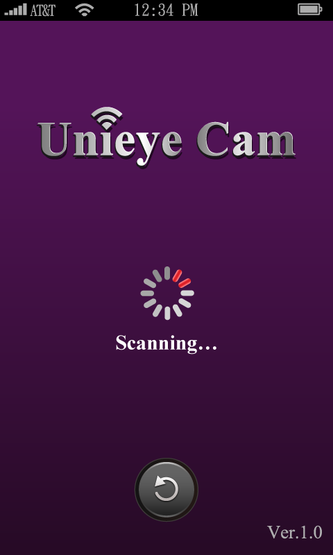 Unieye Cam - screenshot