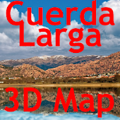 Cuerda Larga 3D Map