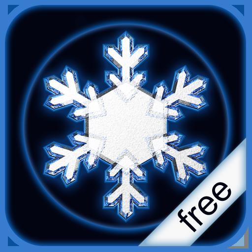 冰降雪免費LWP 個人化 App LOGO-APP試玩
