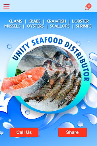 Unity Seafood Distributor
