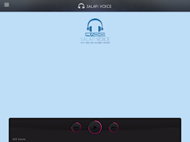 Screenshot of SalafiVoice