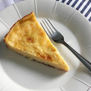 Impossible Custard Pie