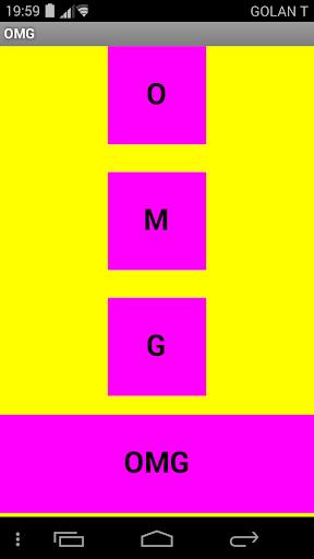 なんてこった O M G