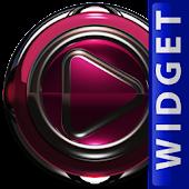Poweramp Widget Bordeaux Drago