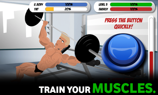 Bodybuilding and Fitness game- screenshot thumbnail