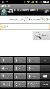 CEP Fácil - screenshot thumbnail