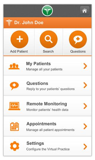 Mobile Doctor - Virtual Clinic - screenshot