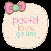Pastel Love GO SMS
