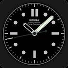 Scuba Diver Watch Face icon