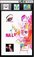 Screenshot of Beauty Fashion Makeup