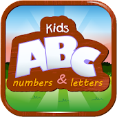 ABC Learning Numbers and letters Toddler games 🔠