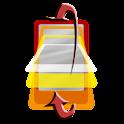 Flip-To-Sketch App+Hintergrund icon
