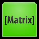 Matrix Tools (Linear Algebra)