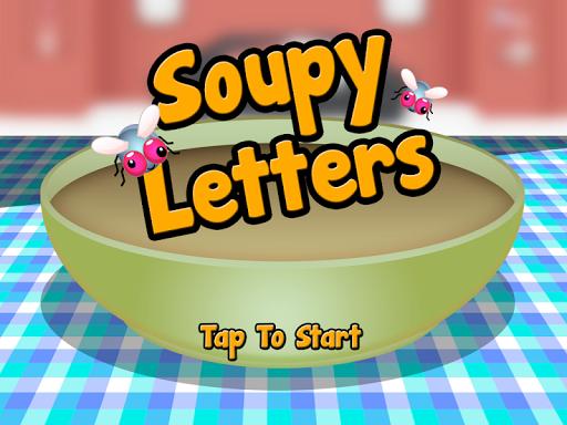 Soupy Letters