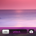 iPhone iOS5 Pink Go Locker logo