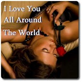 I Love You All Over The World