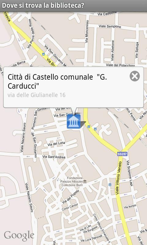 Nati per Leggere - Umbria- screenshot