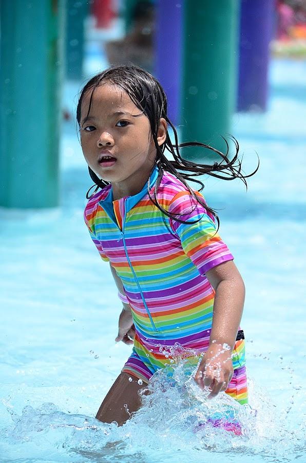 swimming by Martri Dante - Babies & Children Children Candids