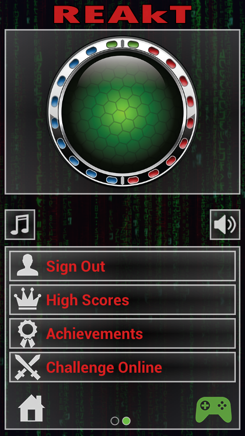 REAkT: Brain Test- screenshot