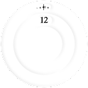 HiTechPilot Demo Clock logo
