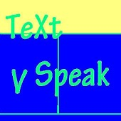 Text V Speak