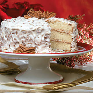 Butter-Pecan Cake.