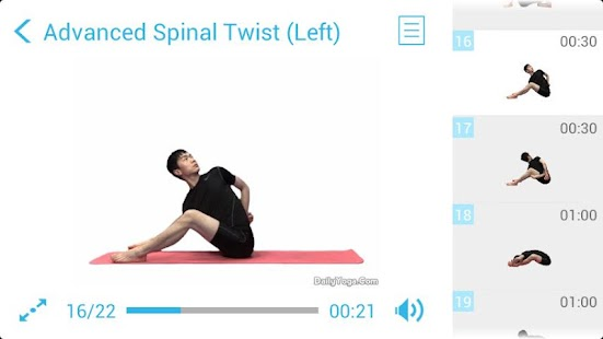 Daily Yoga for Back- screenshot thumbnail