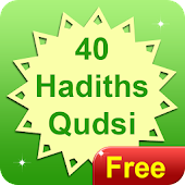 40 Hadiths Qudsi English Free
