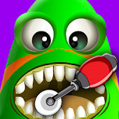 Game Crazy Alien Dentist apk for kindle fire