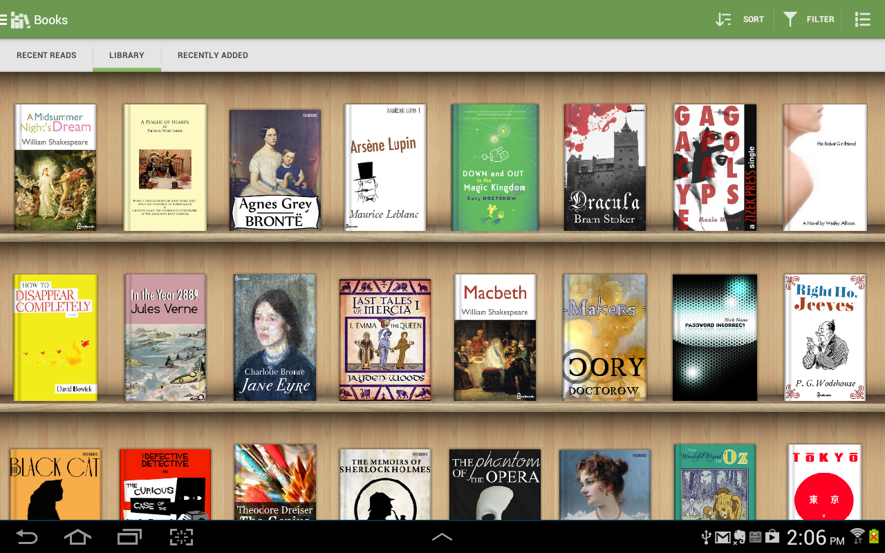 Aldiko Book Reader Premium screenshot #9
