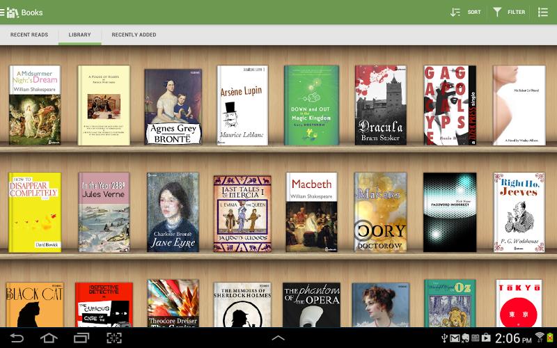 Aldiko Book Reader Premium Screenshot 8