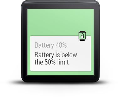 Wear Battery Stats Screenshot 6