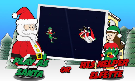 Santa's Chase: Xmas Rescue