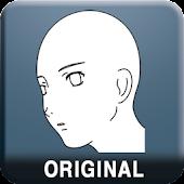 キャラクターメーカー★デッサン・ポージングお絵描きアプリ