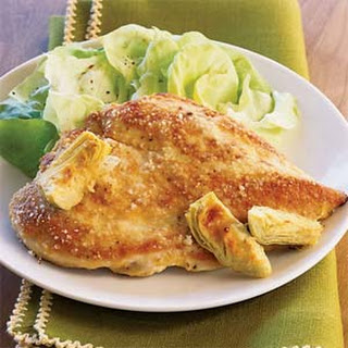 Lemon-Artichoke Chicken