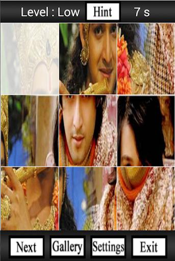 Krishna Mahabharata Puzzle