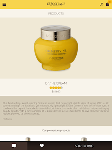 L'OCCITANE en Provence- screenshot thumbnail