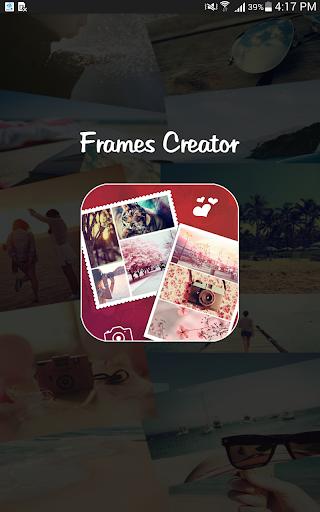 無料摄影Appのフレームクリエーター|記事Game