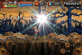 Tải bản hack game Devil Ninja2
