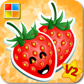 Learn Fruits Cards V2