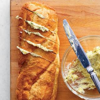 Horseradish Chive Bread