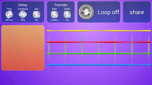 【免費音樂App】Guitar Sim - Ambient-APP點子