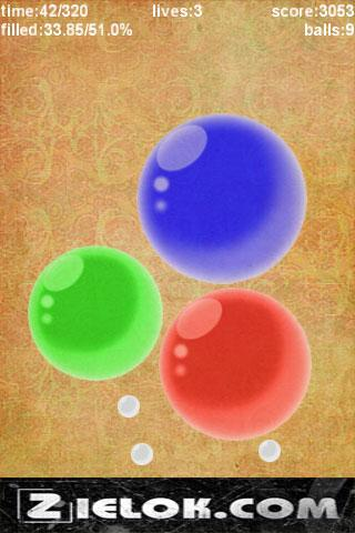 zBalls - bounce ball - screenshot