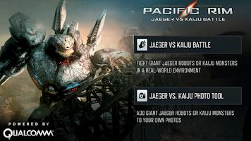 Screenshot of PACIFIC RIM: KAIJU BATTLE